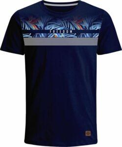 Nexxos Studio - Camiseta para Hombre de Esmerilado Manga Corta  Nexxos 39387
