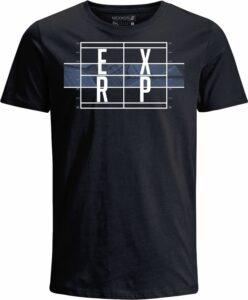Nexxos Studio - Camiseta para Hombre de Esmerilado Manga Corta  Nexxos 39439