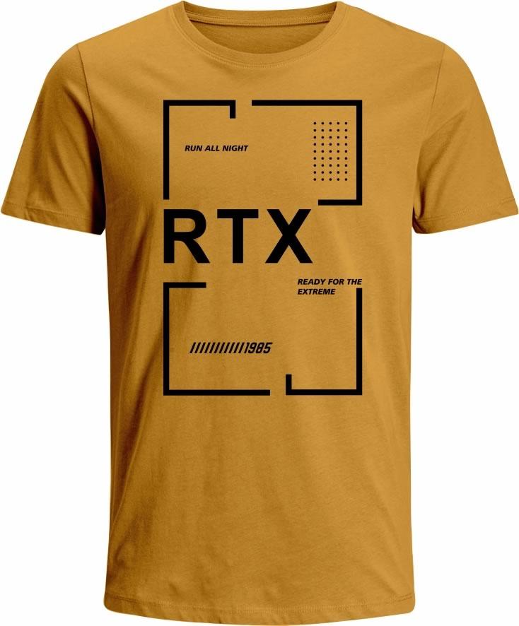 Nexxos Studio - Camiseta para Hombre de Algodón Manga Corta  Nexxos 39514