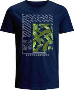 Nexxos Studio - Camiseta para Hombre de Algodón Manga Corta  Nexxos 39529