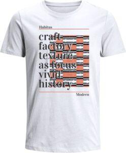 Nexxos Studio - Camiseta para Niño de Esmerilado Manga Corta  Nexxos 45196