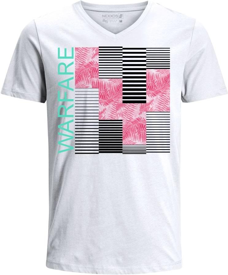 Nexxos Studio - Camiseta para Niño de Algodón Manga Corta  Nexxos 45233