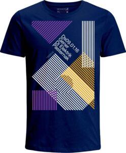 Nexxos Studio - Camiseta para Dama de Algodón Manga Corta  Nexxos 45250