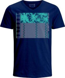 Nexxos Studio - Camiseta para Dama de Esmerilado Manga Corta  Nexxos 45260