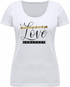 Nexxos Studio - Camiseta para Dama de Algodón Manga Corta  Nexxos 61849