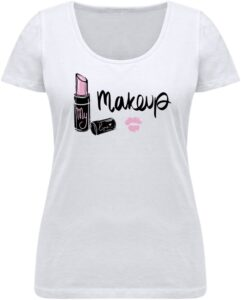 Nexxos Studio - Camiseta para Dama de Algodón Manga Corta  Nexxos 61850
