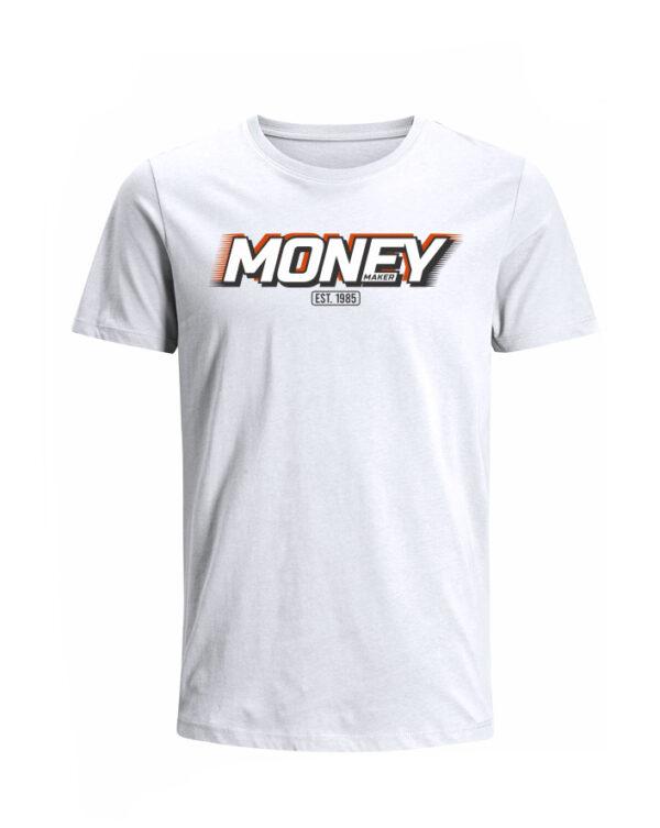 Nexxos Studio - Camiseta para Hombre Tejido de Punto 100% Algodón Peinado Abierto Manga Corta Nexxos 39398-000