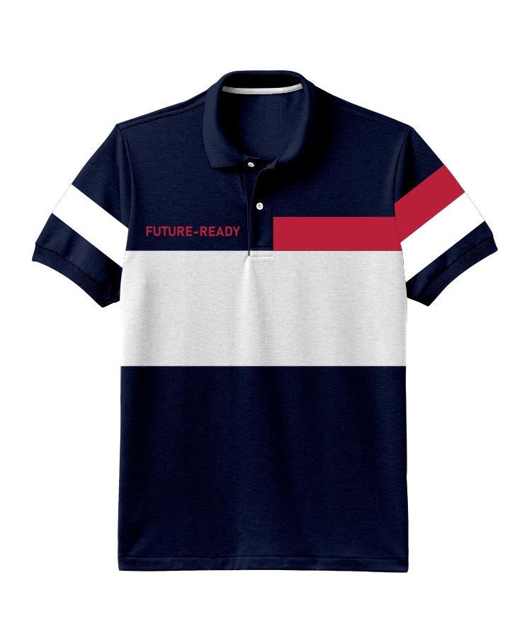 Nexxos Studio - Camiseta para Hombre Tipo Polo en Tejido Fraccionado 96% Algodón 4% Elastano Manga Corta Nexxos 39399-005