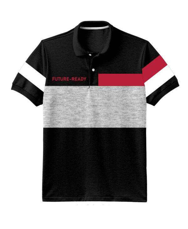 Nexxos Studio - Camiseta para Hombre Tipo Polo en Tejido Fraccionado 96% Algodón 4% Elastano Manga Corta Nexxos 39399-008