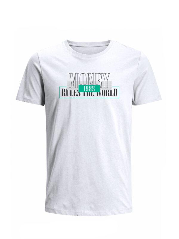Nexxos Studio - Camiseta para Hombre Tejido de Punto 96% Algodón 4% Elastano Manga Corta Nexxos 39536-000