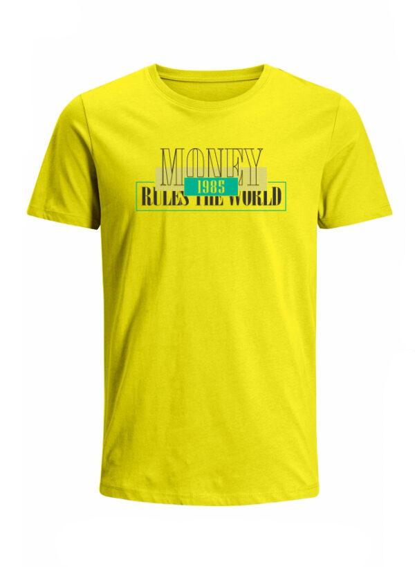 Nexxos Studio - Camiseta para Hombre Tejido de Punto 96% Algodón 4% Elastano Manga Corta Nexxos 39536-080