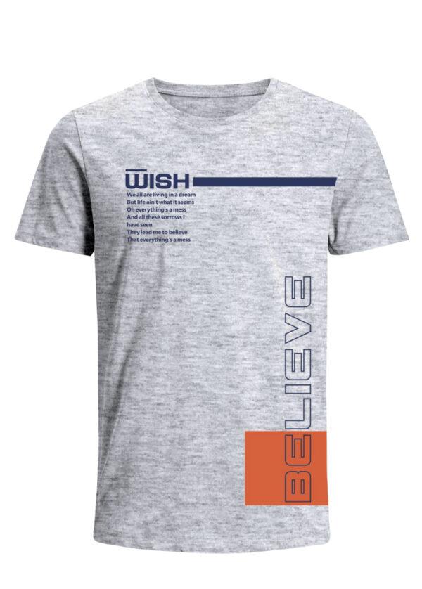 Nexxos Studio - Camiseta para Hombre Tejido de Punto 96% Algodón 4% Elastano Manga Corta Nexxos 39547-018