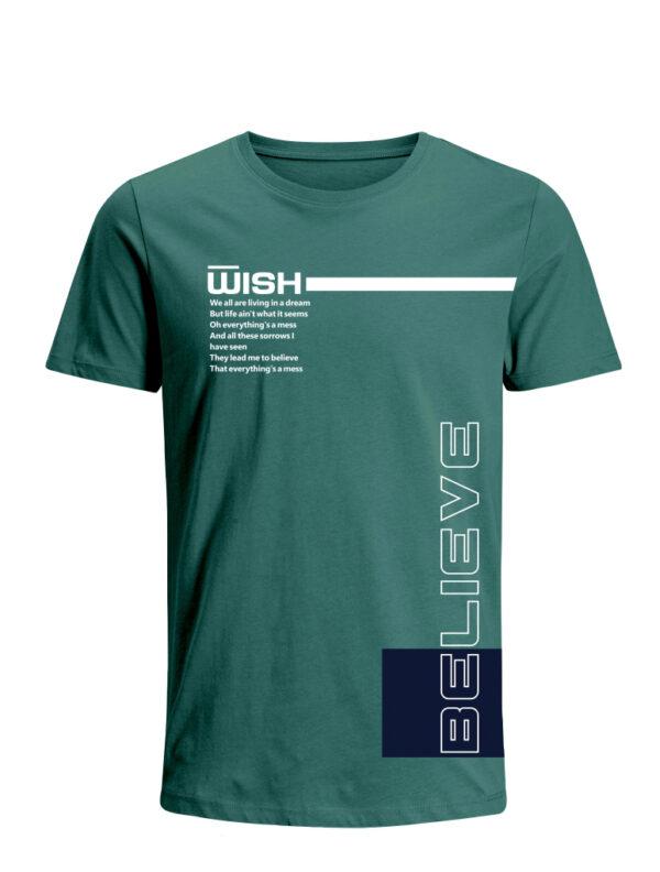Nexxos Studio - Camiseta para Hombre Tejido de Punto 96% Algodón 4% Elastano Manga Corta Nexxos 39547-353