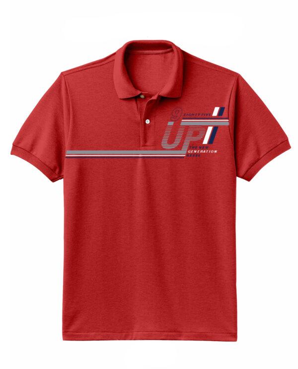 Nexxos Studio - Camiseta para Hombre Tipo Polo en Tejido Fraccionado 96% Algodón 4% Elastano Manga Corta Nexxos 39612-001
