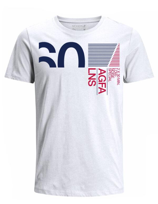 Nexxos Studio - Camiseta para Hombre Tejido de Punto 96% Algodón 4% Elastano Manga Corta Nexxos 39625-000