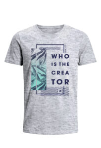 Nexxos Studio - Camiseta para Hombre Tejido de Punto 100% Algodón Tubular Manga Corta Nexxos 39634-422