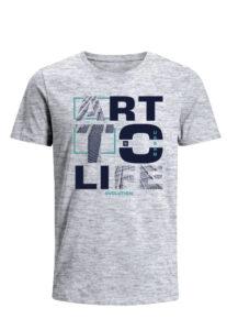 Nexxos Studio - Camiseta para Hombre Tejido de Punto 100% Algodón Tubular Manga Corta Nexxos 39635-422