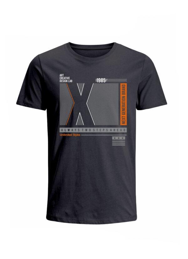 Nexxos Studio - Camiseta para Hombre Tejido de Punto 96% Algodón 4% Elastano Manga Corta Nexxos 39639-008