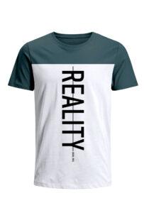 Nexxos Studio - Camiseta para Hombre Tejido de Punto 96% Algodón 4% Elastano Manga Corta Nexxos 39657-353