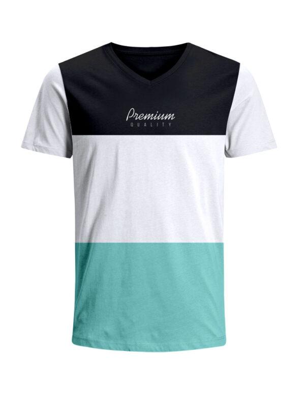 Nexxos Studio - Camiseta para Hombre Tejido de Punto 96% Algodón 4% Elastano Manga Corta Nexxos 39658-008