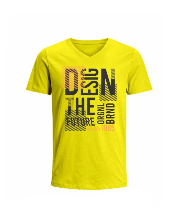 Nexxos Studio - Camiseta para Hombre Tejido de Punto 100% Algodón Tubular Manga Corta Nexxos 39659-080