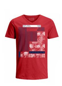 Nexxos Studio - Camiseta para Hombre Tejido de Punto 100% Algodón Tubular Manga Corta Nexxos 39668-001