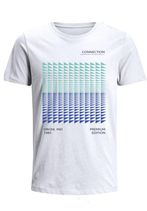Nexxos Studio - Camiseta para Niño Tejido de Punto 96% Algodón 4% Elastano Manga Corta Nexxos 45289-000