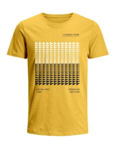 Nexxos Studio - Camiseta para Niño Tejido de Punto 96% Algodón 4% Elastano Manga Corta Nexxos 45289-080