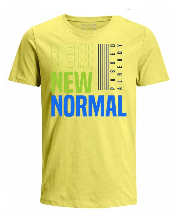 Nexxos Studio - Camiseta para Niño Tejido de Punto 100% Algodón Tubular Manga Corta Nexxos 45292-080