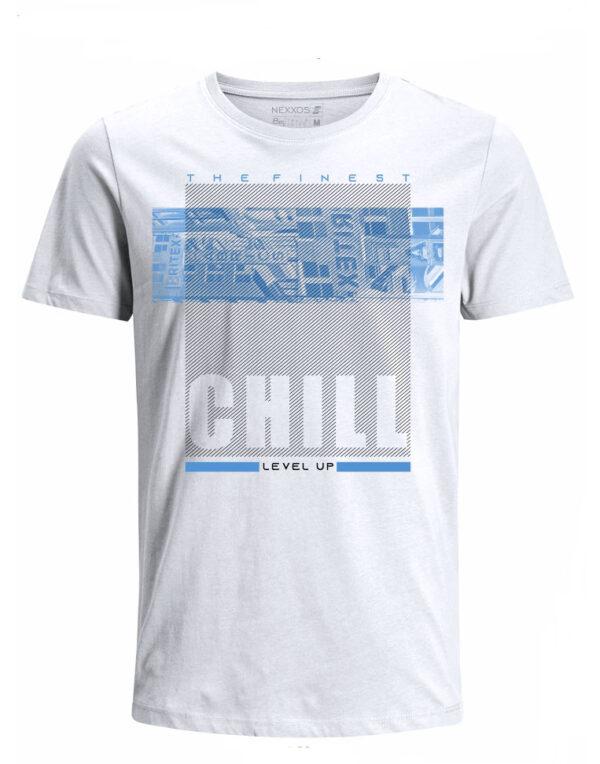 Nexxos Studio - Camiseta para Niño Tejido de Punto 100% Algodón Tubular Manga Corta Nexxos 45293
