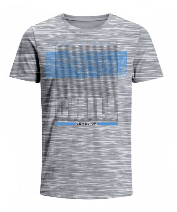 Nexxos Studio - Camiseta para Niño Tejido de Punto 100% Algodón Tubular Manga Corta Nexxos 45293-422
