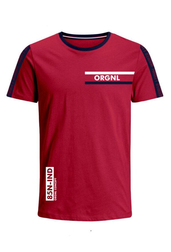 Nexxos Studio - Camiseta para Niño Tejido de Punto 100% Algodón Peinado Abierto Manga Corta Nexxos 45306-001