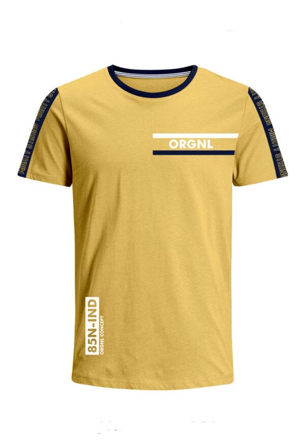 Nexxos Studio - Camiseta para Niño Tejido de Punto 100% Algodón Peinado Abierto Manga Corta Nexxos 45306-080