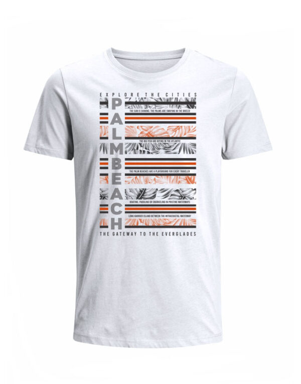 Nexxos Studio - Camiseta para Niño Tejido de Punto 100% Algodón Tubular Manga Corta Nexxos 45310