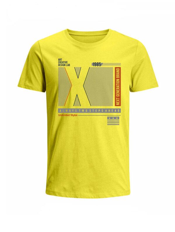 Nexxos Studio - Camiseta para Niño Tejido de Punto 96% Algodón 4% Elastano Manga Corta Nexxos 45315-080