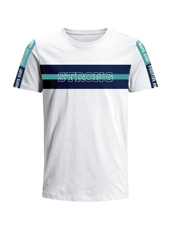 Nexxos Studio - Camiseta para hombre en Tejido De Punto 96% Algodón 4% Elastano Manga Corta marca Nexxos 39679