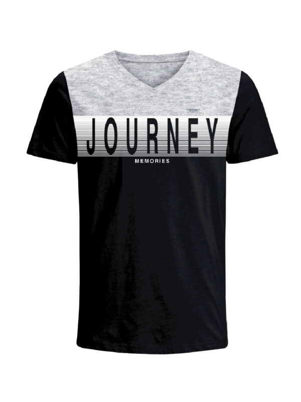Nexxos Studio - Camiseta para hombre en Tejido De Punto 96% Algodón 4% Elastano Manga Corta marca Nexxos 39681-018