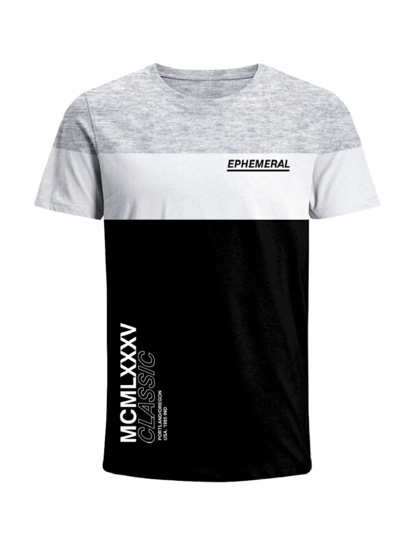 Nexxos Studio - Camiseta para hombre en Tejido De Punto 100% Algodón Peinado Abierto Manga Corta marca Nexxos 39735-018