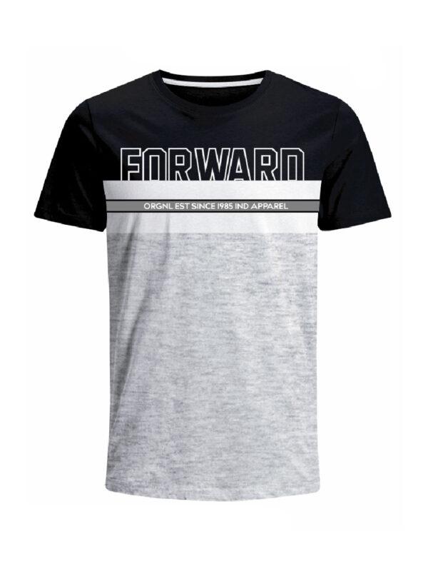 Nexxos Studio - Camiseta para hombre en Tejido De Punto 96% Algodón 4% Elastano Manga Corta marca Nexxos 39736-008