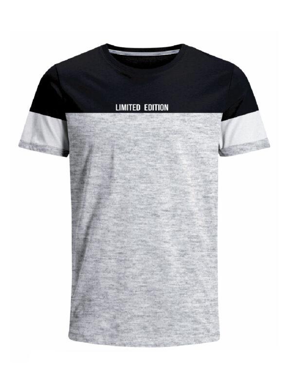Nexxos Studio - Camiseta para hombre en Tejido De Punto 96% Algodón 4% Elastano Manga Corta marca Nexxos 39737-008