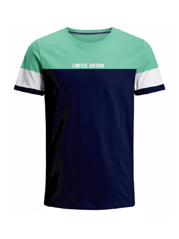 Nexxos Studio - Camiseta para hombre en Tejido De Punto 96% Algodón 4% Elastano Manga Corta marca Nexxos 39737-410