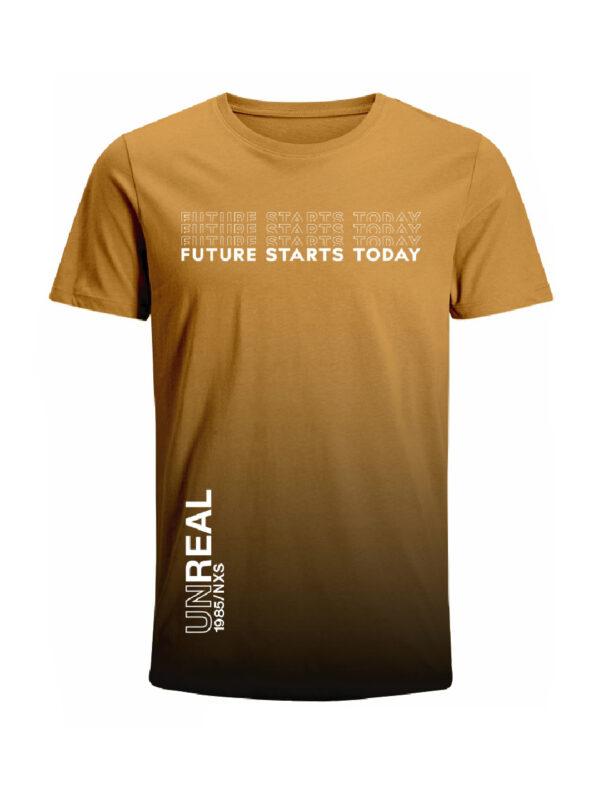 Nexxos Studio - Camiseta para hombre en Tejido De Punto 96% Algodón 4% Elastano Manga Corta marca Nexxos 39758-067