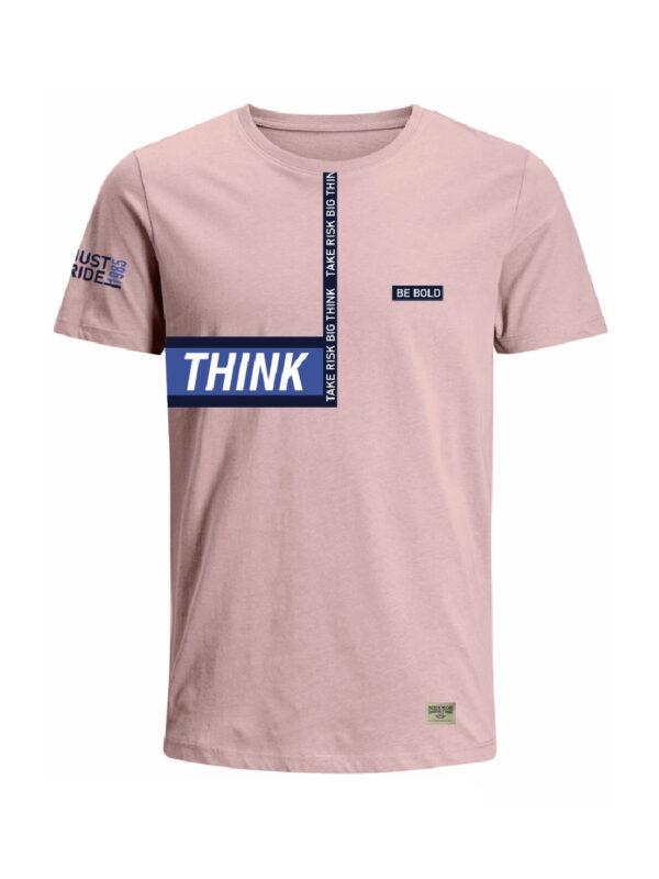 Nexxos Studio - Camiseta para hombre en Tejido De Punto 96% Algodón 4% Elastano Manga Corta marca Nexxos 39759-420