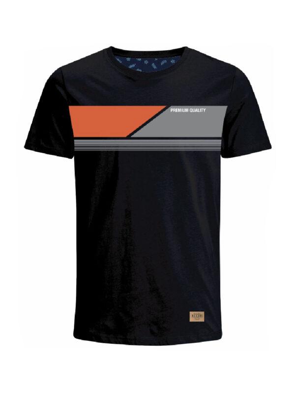 Nexxos Studio - Camiseta para hombre en Tejido De Punto 96% Algodón 4% Elastano Manga Corta marca Nexxos 39761-008