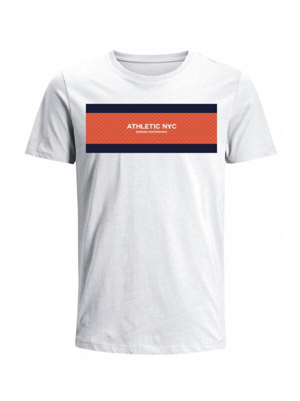 Nexxos Studio - Camiseta para hombre en Tejido De Punto 100% Algodón Peinado Abierto Manga Corta marca Nexxos 39775-000