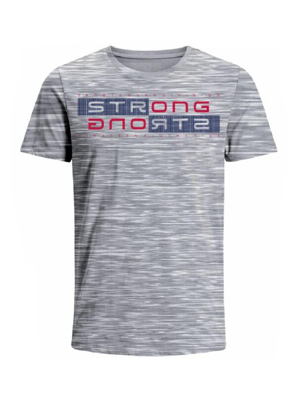 Nexxos Studio - Camiseta para hombre en Tejido De Punto 96% Algodón 4% Elastano Manga Corta marca Nexxos 39777-018