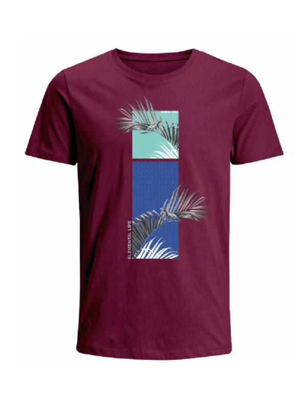 Nexxos Studio - Camiseta para hombre en Tejido De Punto 100% Algodón Peinado Abierto Maga Corta marca Nexxos 39825-047