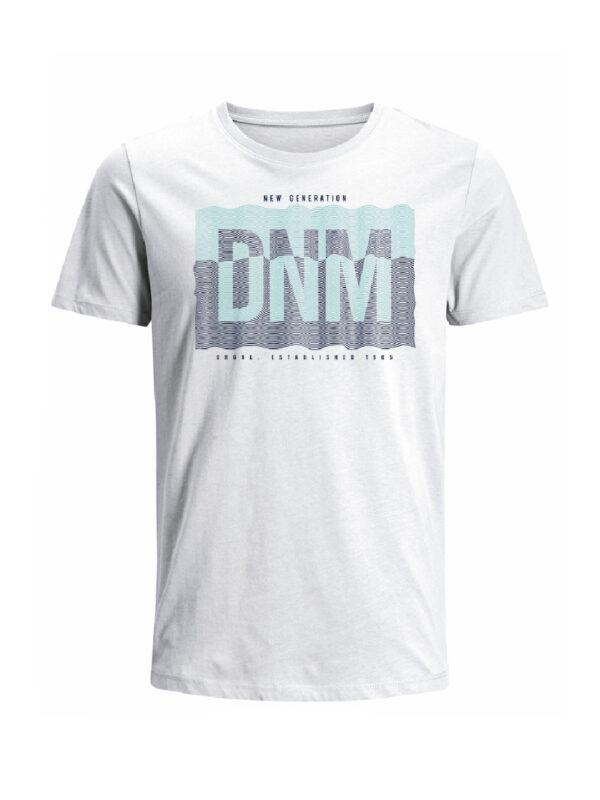 Nexxos Studio - Camiseta para hombre en Tejido De Punto 96% Algodón 4% Elastano Manga Corta marca Nexxos 39888