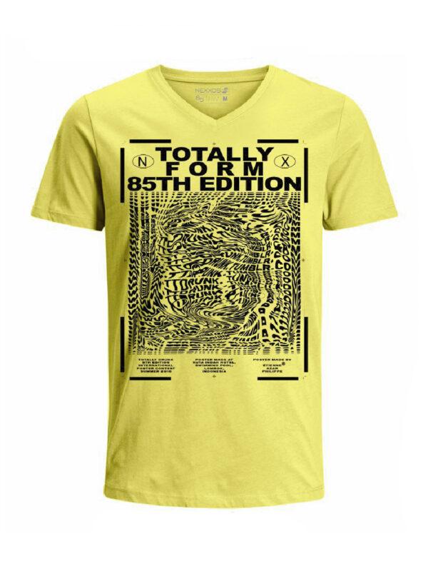 Nexxos Studio - Camiseta para hombre en Tejido De Punto 100% Algodón Tubular Manga Corta marca Nexxos 39892-080