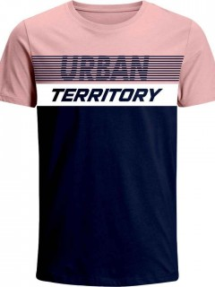 Camiseta para Hombre en Tejido de Punto 96% Algodón 4% Elastano Manga Corta  Nexxos 39390